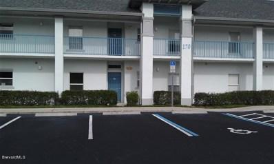 170 Portside Avenue UNIT 103, Cape Canaveral, FL 32920 - MLS#: 825584