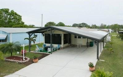 603 Tarpon Drive, Barefoot Bay, FL 32976 - MLS#: 825589