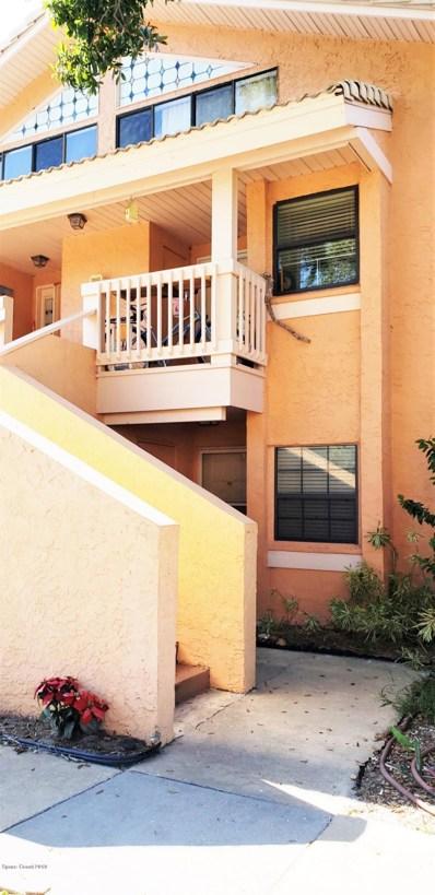 2107 Hidden Grove Lane UNIT 33a, Merritt Island, FL 32953 - MLS#: 825630