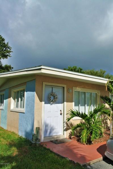 215 Pierce Avenue UNIT A, Cape Canaveral, FL 32920 - MLS#: 825648