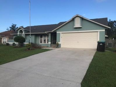 1337 Dallam Avenue, Palm Bay, FL 32907 - MLS#: 825671
