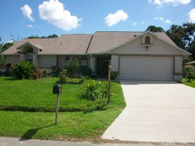 240 Rheine Road, Palm Bay, FL 32907 - MLS#: 825688