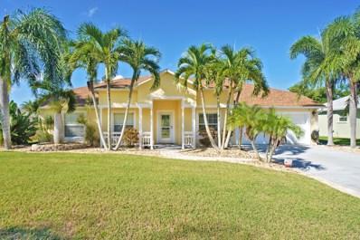 730 Wild Flower Street, Merritt Island, FL 32953 - MLS#: 825692