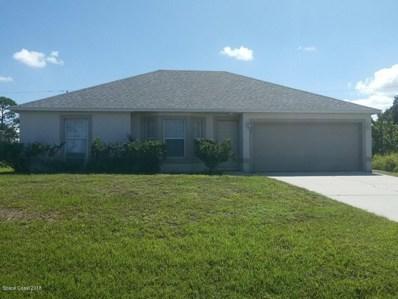 1674 SE Tigard Street, Palm Bay, FL 32909 - MLS#: 825741
