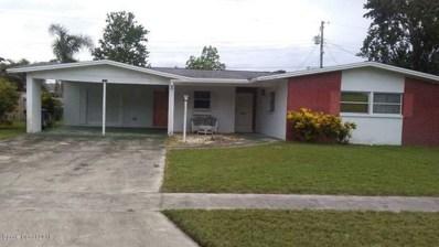 1725 Jordan Drive, Rockledge, FL 32955 - MLS#: 825752