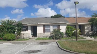 1514 Clearlake Road UNIT 49, Cocoa, FL 32922 - MLS#: 825781