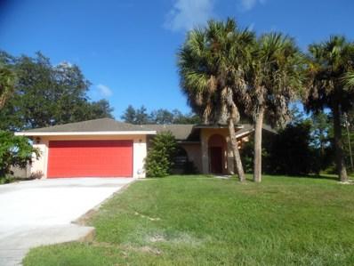 1107 NW Jericho Avenue, Palm Bay, FL 32907 - MLS#: 825783