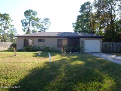134 Amanda Street, Palm Bay, FL 32907 - MLS#: 825785