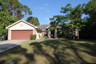 1141 Commerce Road, Palm Bay, FL 32909 - MLS#: 825794