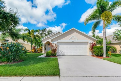 1824 Ficus Point Drive, Melbourne, FL 32940 - MLS#: 825823