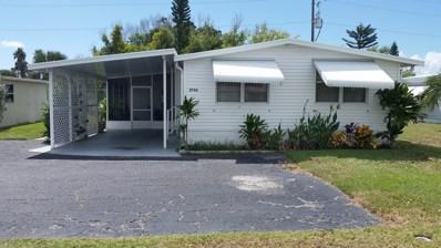 2750 Spitfire Court, Melbourne Beach, FL 32951 - MLS#: 825871