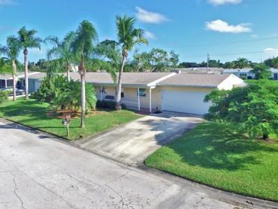 488 N 4th Street, Cocoa Beach, FL 32931 - MLS#: 825880