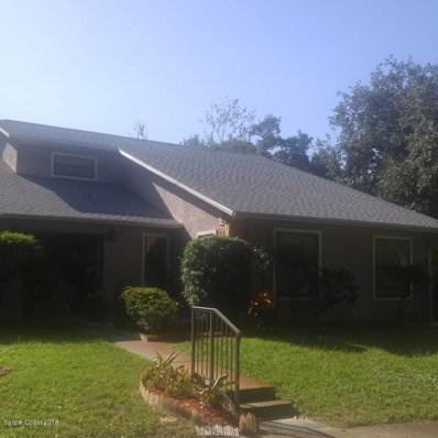 410 N Burnett Road, Cocoa, FL 32926 - MLS#: 825893