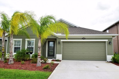 2360 Snapdragon Drive, Palm Bay, FL 32907 - MLS#: 825948
