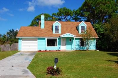 1391 Sonn Court, Palm Bay, FL 32907 - MLS#: 825960