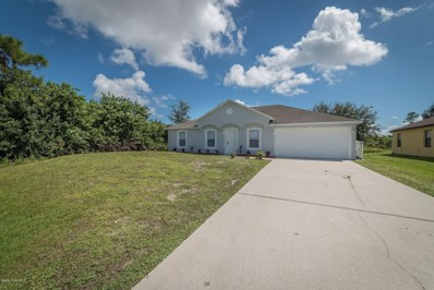 1150 Wesberry Street, Palm Bay, FL 32909 - MLS#: 825972