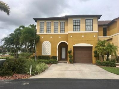 1310 Lara Circle UNIT 101, Rockledge, FL 32955 - MLS#: 826006