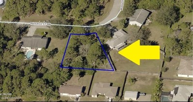 1112 NW Maverick Street, Palm Bay, FL 32907 - MLS#: 826063