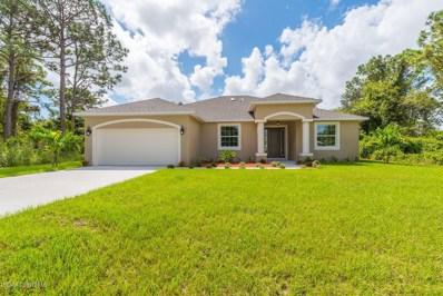 942 Brocksmith Street, Palm Bay, FL 32909 - MLS#: 826065