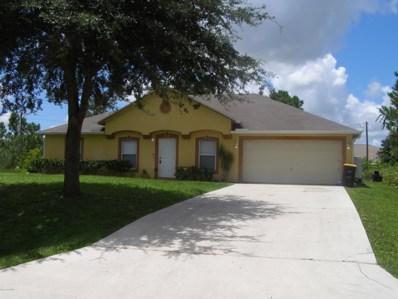 2912 SE Tolman Avenue, Palm Bay, FL 32909 - MLS#: 826068