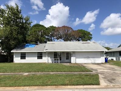 856 Honeysuckle Drive, Rockledge, FL 32955 - MLS#: 826116