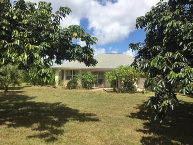 590 Willowbrook Street, Palm Bay, FL 32909 - MLS#: 826168