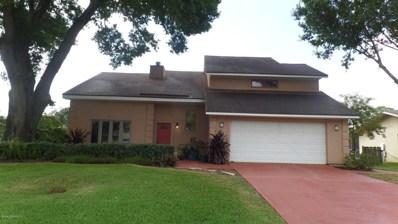 1414 Gleneagles Way, Rockledge, FL 32955 - MLS#: 826197