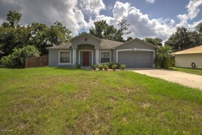 4373 Alamosa Street, Cocoa, FL 32927 - #: 826259