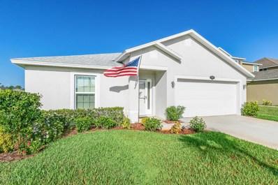 1336 Tarton Way, Cocoa, FL 32926 - MLS#: 826267