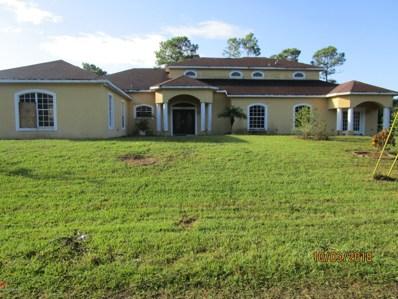 502 Fellenz Street, Palm Bay, FL 32908 - MLS#: 826278