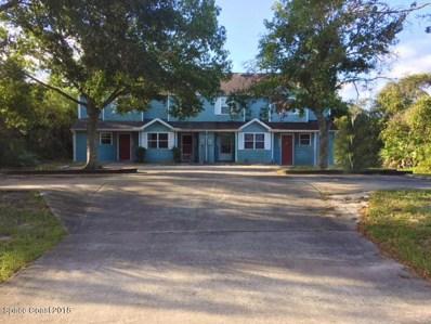 3479 Joe Murell Drive, Titusville, FL 32780 - MLS#: 826297