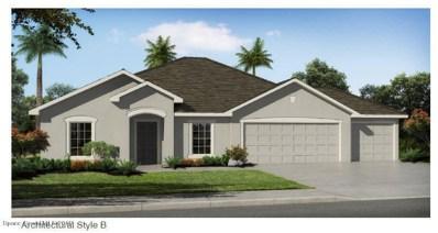 1782 Sayabec Street, Palm Bay, FL 32907 - MLS#: 826327