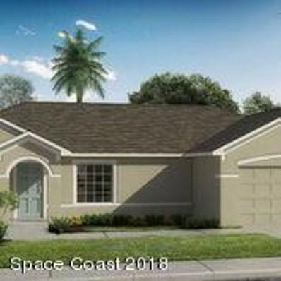 602 SE Cecelia Avenue, Palm Bay, FL 32909 - MLS#: 826329