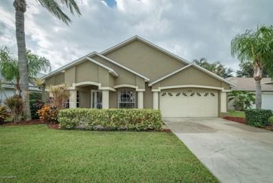 3820 Sunward Drive, Merritt Island, FL 32953 - MLS#: 826331