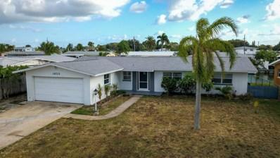 1625 Yates Drive, Merritt Island, FL 32952 - MLS#: 826372