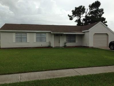 1043 Hampshire Ave Avenue, Palm Bay, FL 32905 - MLS#: 826386