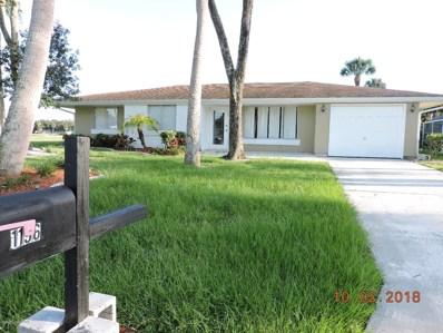 1196 Lynridge Lane, Palm Bay, FL 32907 - MLS#: 826397