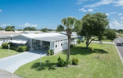 1200 Marigold Drive, Barefoot Bay, FL 32976 - MLS#: 826406