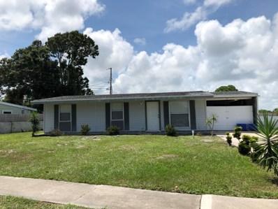 996 Canada Street, Palm Bay, FL 32905 - MLS#: 826422