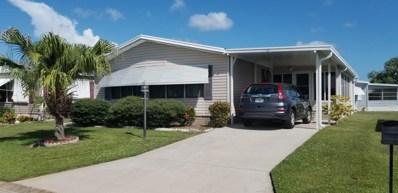 921 Oleander Circle, Barefoot Bay, FL 32976 - MLS#: 826431