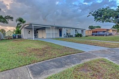 990 Badger Drive, Palm Bay, FL 32905 - MLS#: 826438