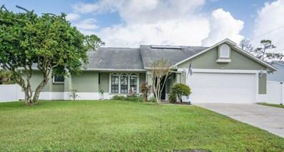 1873 Salida Street, Palm Bay, FL 32907 - MLS#: 826459