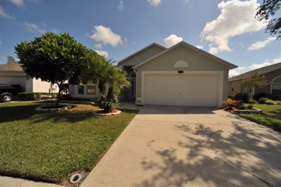 2173 NE Spring Creek Circle, Palm Bay, FL 32905 - MLS#: 826463