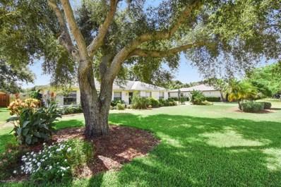 475 Footman Lane, Merritt Island, FL 32952 - MLS#: 826492