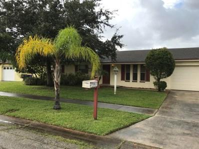 903 Beaverdale Lane, Rockledge, FL 32955 - MLS#: 826592