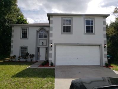 810 Forest Street, Palm Bay, FL 32907 - MLS#: 826628