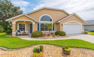 1052 Fieldstone Drive, Melbourne, FL 32940 - MLS#: 826645