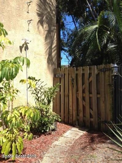 8712 Croton Court, Cape Canaveral, FL 32920 - MLS#: 826684