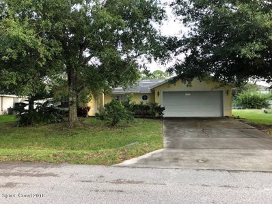 1011 Douglas Street, Palm Bay, FL 32909 - MLS#: 826725