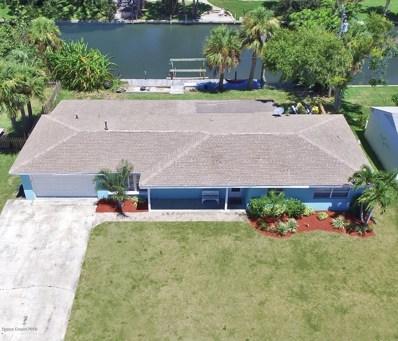 425 Blakey Boulevard, Cocoa Beach, FL 32931 - MLS#: 826744
